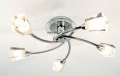 Využitie G9 LED žiarovky v stropnom svietidle