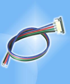 8mm a 10mm prípojka pre RGB aj biele LED pásy