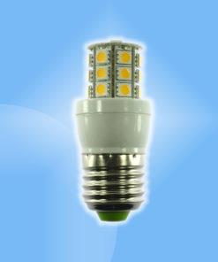 E27 24SMD kompaktná všesmerová LED žiarovka