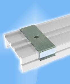 Inštalačná spona pre široký profil 30x12mm