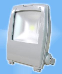 Oblé LED reflektorové svietidlo 30W
