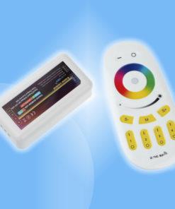 Dotykový Rádio ovládač RGB 4 kanál