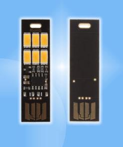 USB dotyková stmievateľná mini lampička