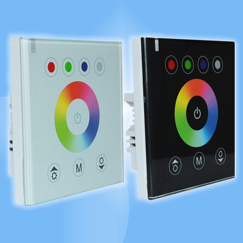 Dotykový RGB stenový ovládač