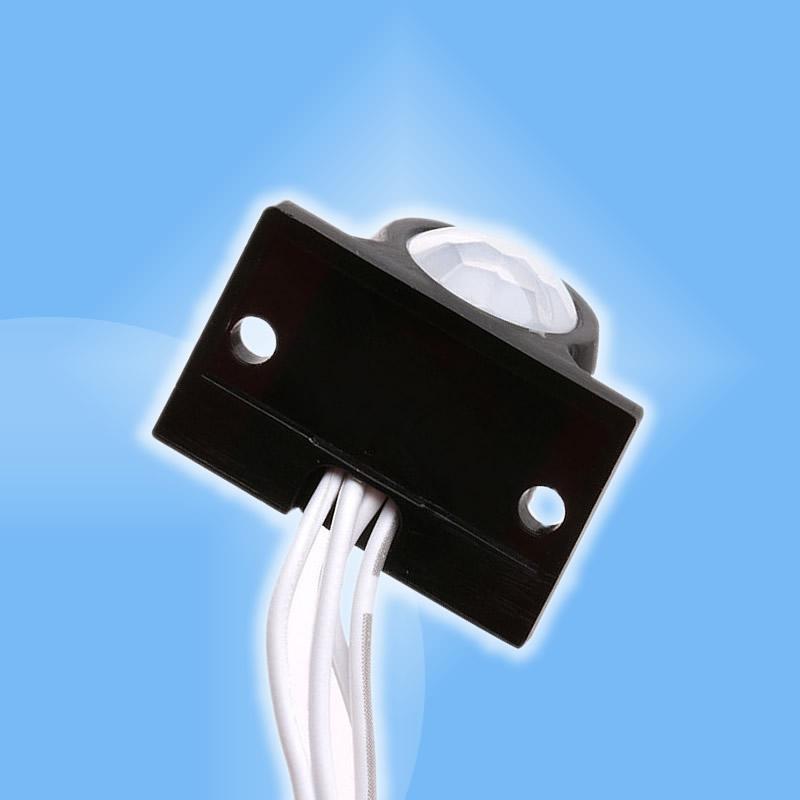 Mini InfraRed pohybový senzor pre prisadenú inštaláciu