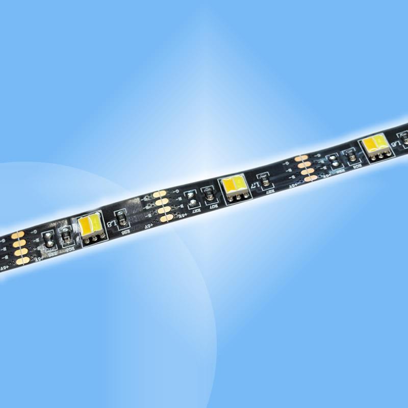 USB Mix LED pásik s meniteľnou teplotou bielej farby