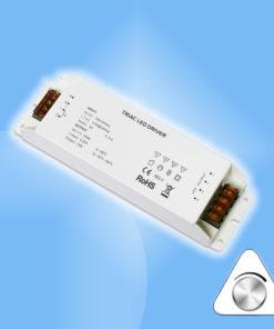 TRIAC stmievací 75W zdroj pre LED pásy DC 12-24V