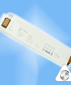 TRIAC stmievací 150W zdroj pre LED pásy DC 12-24V