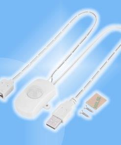 InfraRed pohybový senzor na povrchovú inštaláciu aj s USB