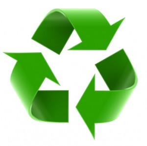 Logo Recyklácie